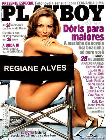 celebritie Regiane Alves 20 years spicy photoshoot beach
