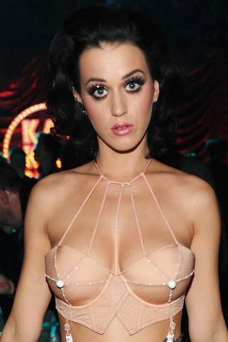 Katy Perry topless photo