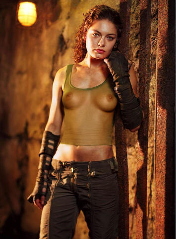 Sexy Alexa Davalos pics high density