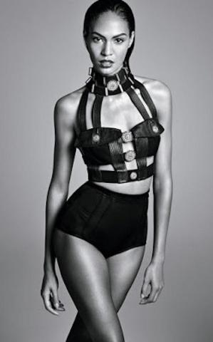 actress Joan Smalls young Without swimming suit photoshoot in public