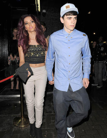 models Jade Thirlwall 25 years romantic art in public