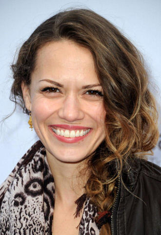 actress Bethany Joy Lenz 2015 stripped image in public
