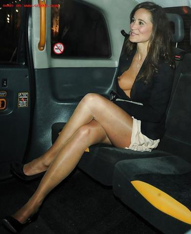 Naked Pippa Middleton foto