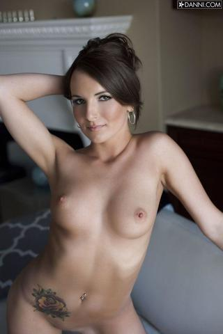 Naked Jenna Rose art