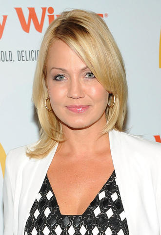 actress Michelle Beadle 25 years stolen foto in public