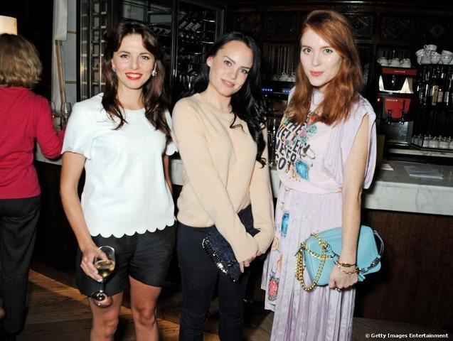 models Ophelia Lovibond 21 years inviting snapshot in public
