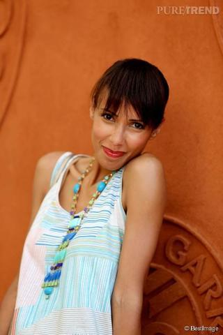 actress Sonia Rolland 24 years Hottest image beach