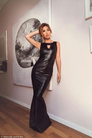 models Myleene Klass 21 years Hottest picture in the club