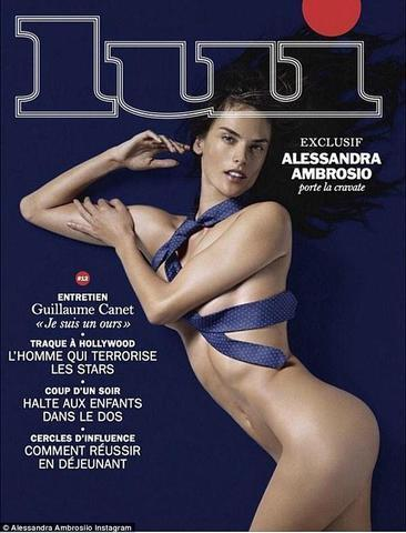 models Alessandra Ambrosio 21 years fleshly pics in public