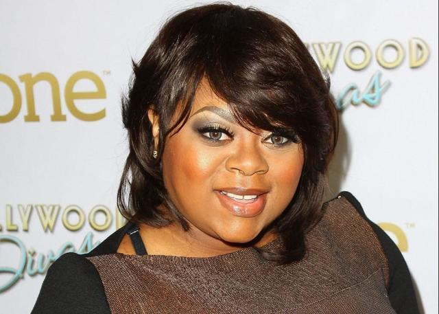 Countess Vaughn topless foto
