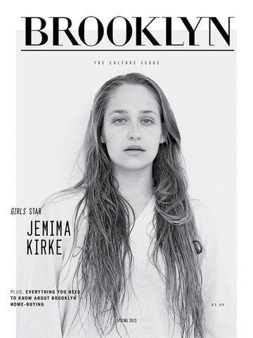 celebritie Jemima Kirke 18 years drawn foto home