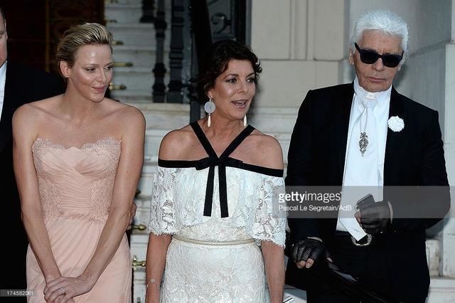 Sexy Princess Charlene of Monaco foto HQ