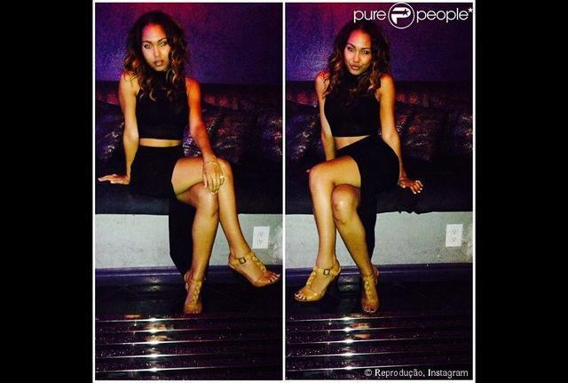 celebritie Parker McKenna Posey 25 years bosom photography in the club
