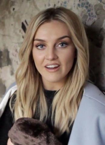 models Perrie Edwards 20 years obscene photos home
