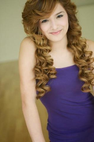 Olivia 'Chachi' Gonzales topless snapshot