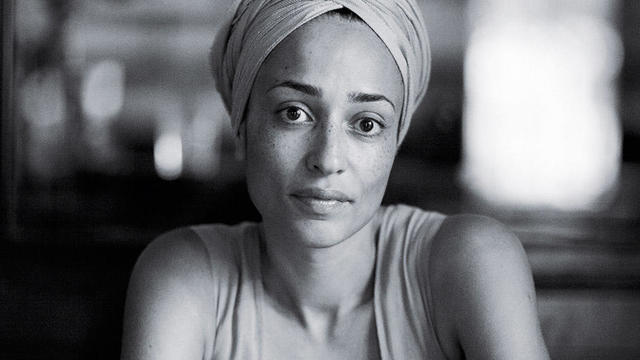 Zadie Smith nude snapshot