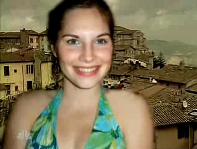 Sexy Amanda Knox image high density