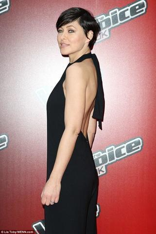 actress Emma Willis 20 years disclosed photos in public