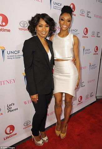 actress Yaya DaCosta 23 years inviting photography home
