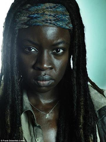 celebritie Danai Gurira young arousing photos home
