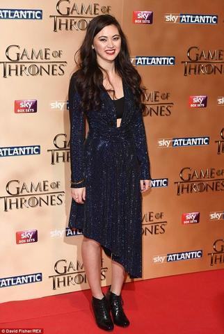 models Jessica Henwick 23 years risqué pics in public