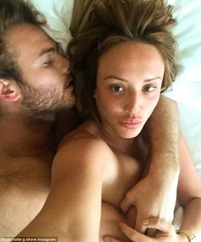 actress Charlotte Crosby young impassioned picture home