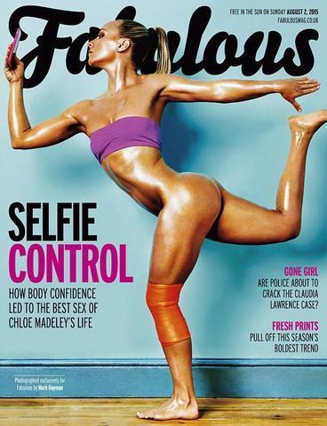 models Chloe Madeley 20 years Hottest photography in public
