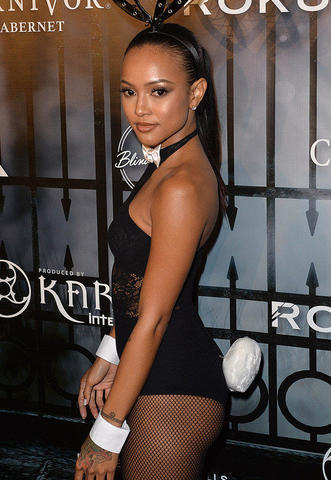 celebritie Karrueche Tran 20 years k naked image home