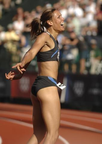 Sexy Lolo Jones art High Quality