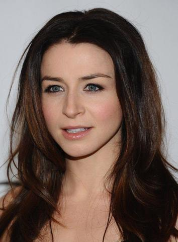 actress Caterina Scorsone 24 years buck naked photos in public