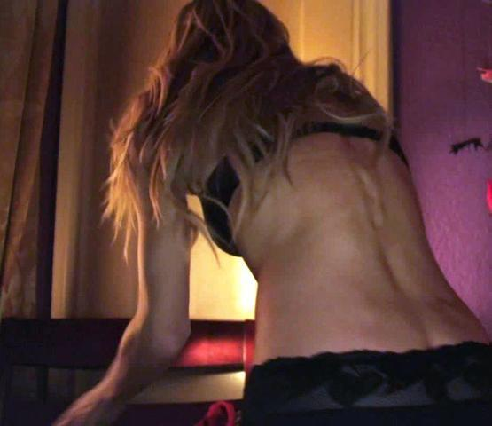 models Gillian Zinser 2015 provocative photoshoot in public
