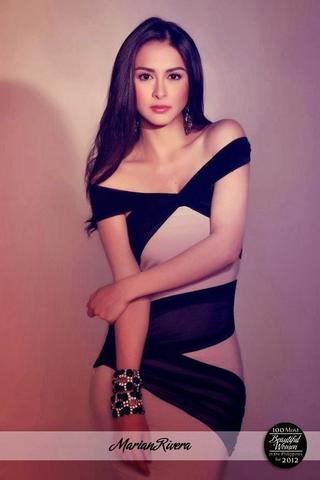 actress Marian Rivera 2015 swimming suit photoshoot beach
