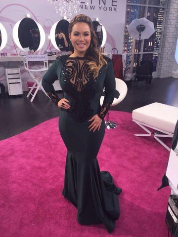 models Chiquis Marin Rivera 23 years Without slip foto in the club