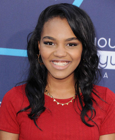 Sexy China Anne McClain photos High Quality