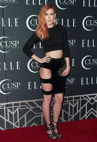 Sexy Rumer Willis foto high density