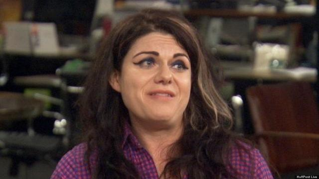 celebritie Caitlin Moran 18 years impassioned snapshot in the club