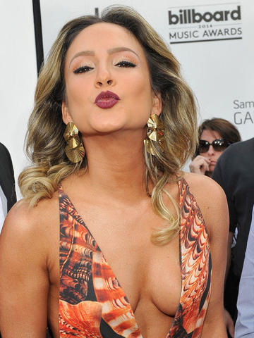 Claudia Leitte topless pics