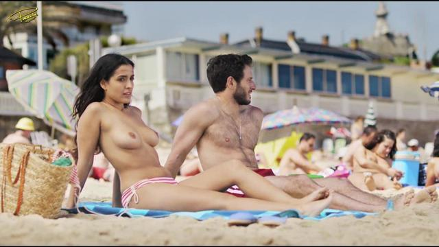 actress Inma Cuesta 19 years nudism art in public