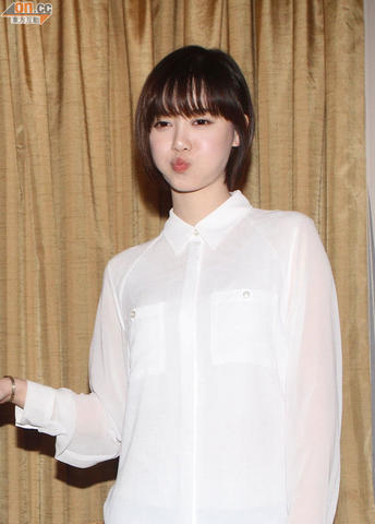 models Hye-sun Koo 21 years naturism picture in the club
