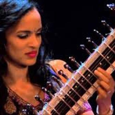 Sexy Anoushka Shankar photoshoot HD