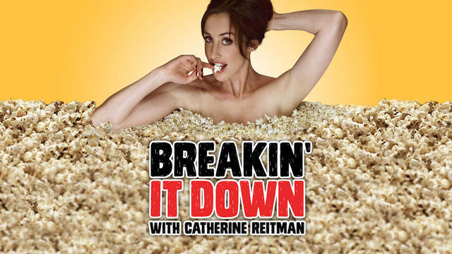 Catherine Reitman topless picture