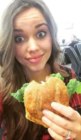 actress Jessa Duggar 20 years unmasked pics home