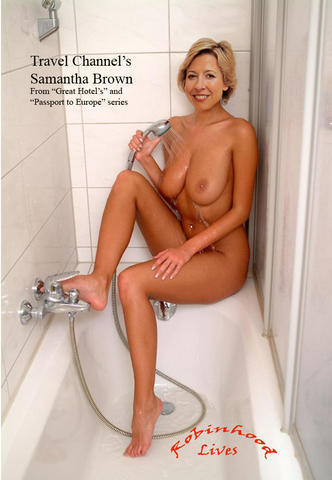 actress Samantha Brown 21 years seductive photos in public