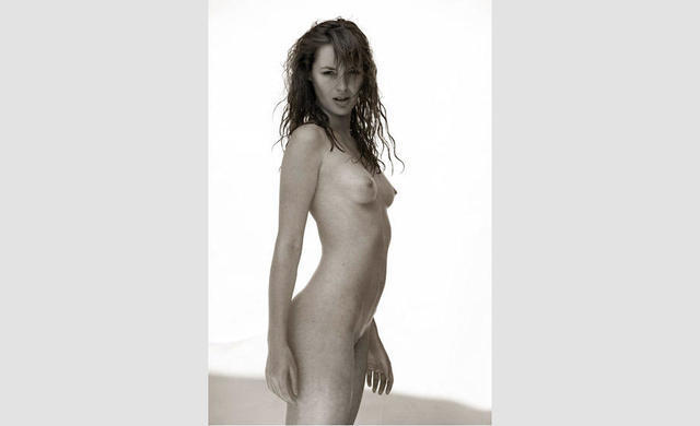 Naked Louise Bourgoin image