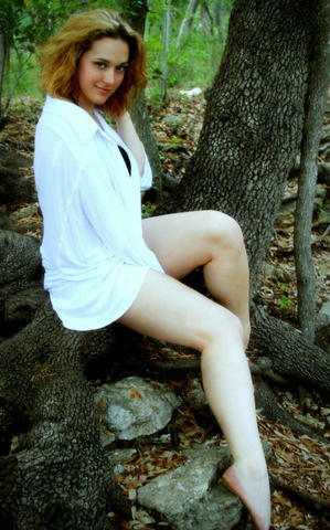 Naked Terissa Kelton photography