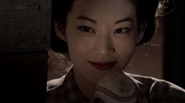 models Arden Cho 20 years unmasked snapshot in the club