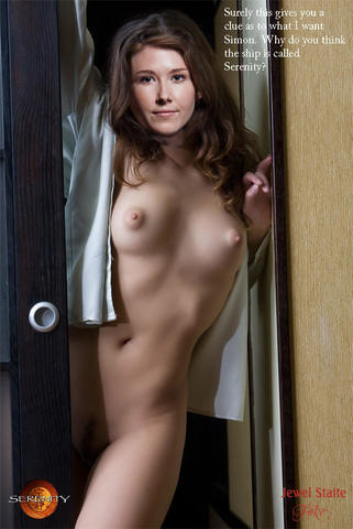 Naked Jewel Staite snapshot