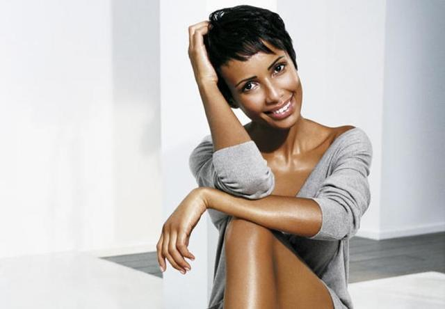 Sonia Rolland topless photos