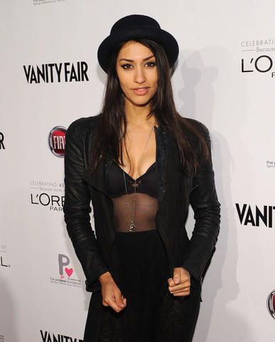celebritie Janina Gavankar 20 years lecherous image in public