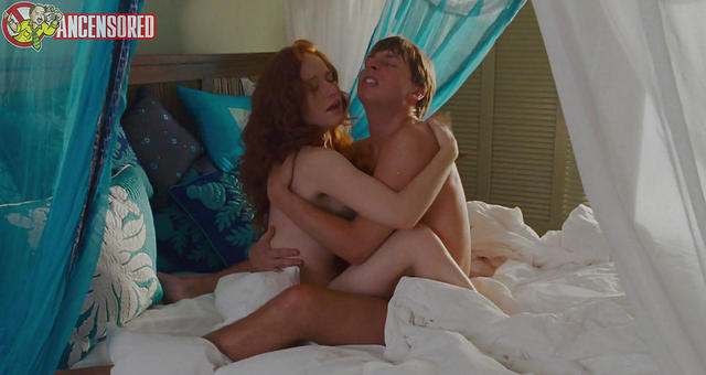 Maria Thayer nude photo